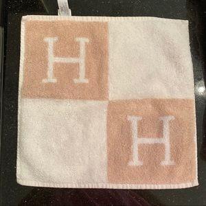 Hermès Wash Cloth